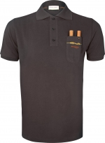 SENOR PEDRO Cigar Polo havannaschwarz Gr.XL