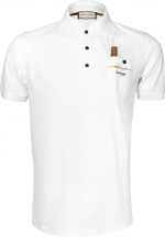 SENOR PEDRO Cigar Polo panamaweiß GR.XL